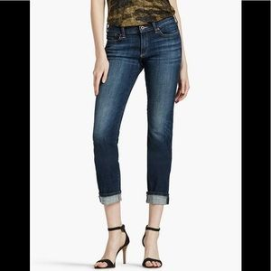 Lucky Brand Sweet N Crop Jeans Sz 8